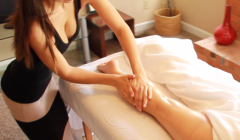 Full Body Massage Technique for Muscle Relaxation