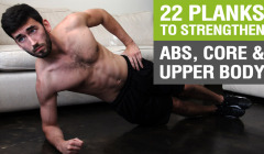 22 Plank Exercises to Challenge Your Abs, Core & Upper Body Muscles