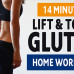 Glutes Workout for Women At Home That Lift and Tone