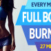 27 Minute FULL BODY BURNER – Tone & Strengthen Every Muscle