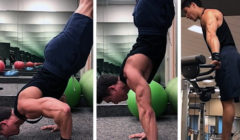 Intense Handstand Pushup and Muscle Up Strengthening Workout